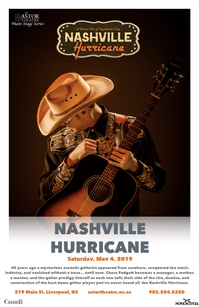 Nashville Hurricane - Main Stage Series @ Astor Theatre