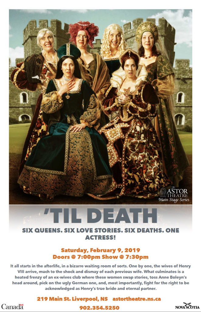 'Til Death - Main Stage Series @ Astor Theatre