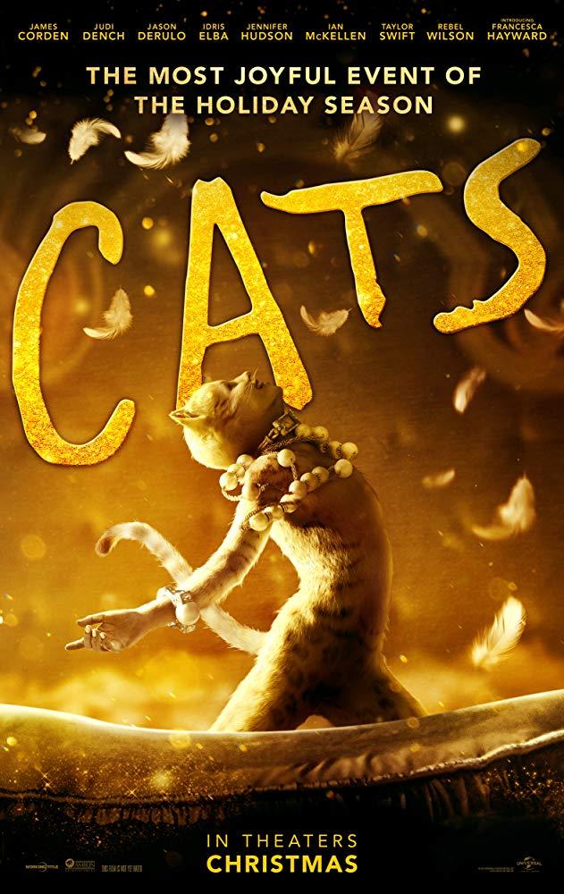 Cats    1:30pm & 7pm @ Astor Theatre