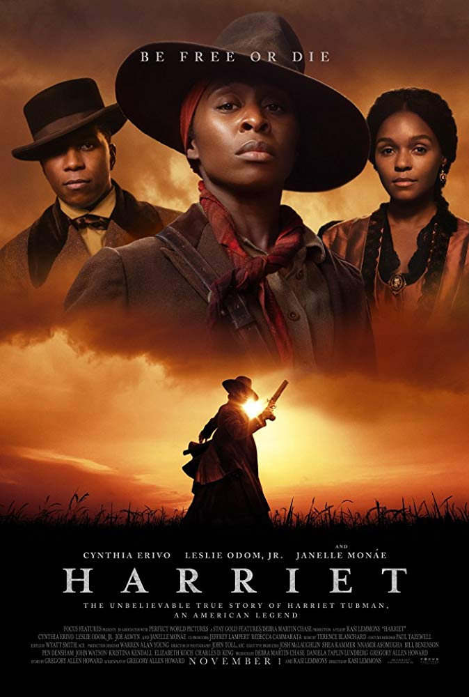Harriet 1:30pm & 7pm @ Astor Theatre