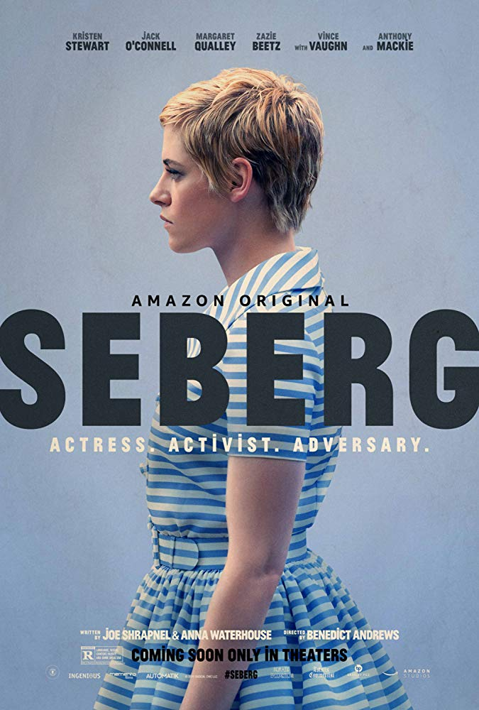 Seberg   1:30pm & 7pm @ Astor Theatre
