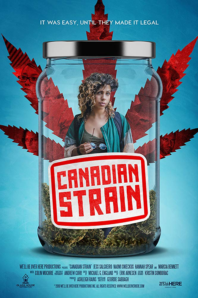 CANCELLED  - Canadian Strain 1:30pm & 7pm @ Astor Theatre
