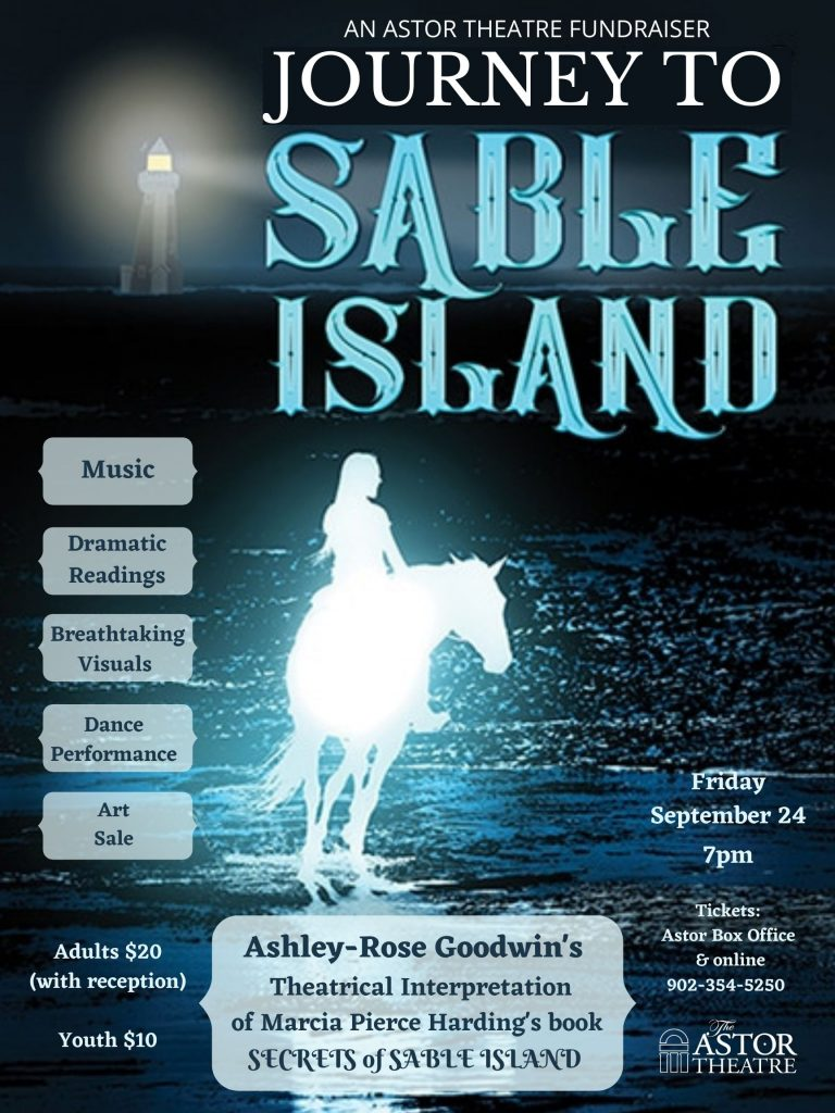 Journey to Sable Island @ Astor Theatre